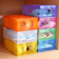 Maltose - Transparent Shoe Box