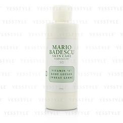 Mario Badescu - Vitamin E Body Lotion (Wheat Germ) (For All Skin Types)