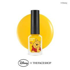 The Face Shop - Trendy Nails (#DSN01 Pooh's Honey Jar) (Disney Collaboration)