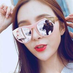 Lose Show - Metal-Tip Sunglasses