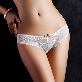 Charming Lover - Lace Panties (2pcs)
