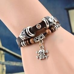 Trend Cool - Feather Layered Bracelet