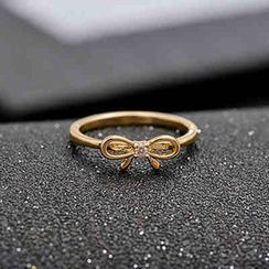 Best Jewellery - Bow Ring