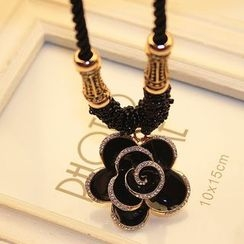 Ticoo - Flower Necklace