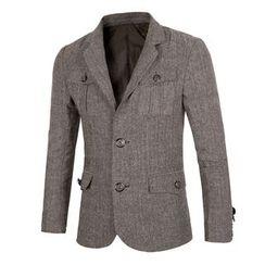 Blueforce - 雙扣西裝外套