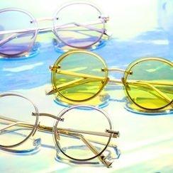 羅煞秀 - 圓形眼鏡