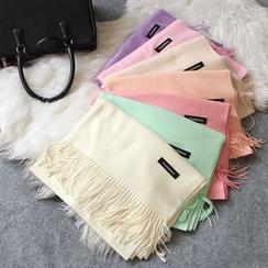 Kaze - 流蘇圍巾
