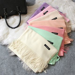 Kaze - 流苏围巾