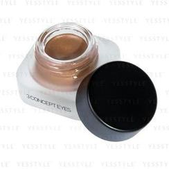 3 CONCEPT EYES - Gel Eye Liner (Light Brown)
