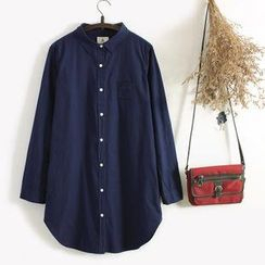 Rosadame - 宽松长衬衫