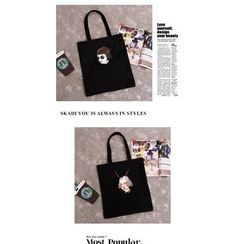 Aoba - Print Shopper Bag