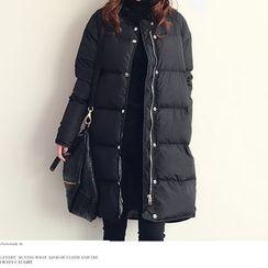 NANING9 - Paddd Duck-Down Coat