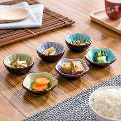 Home Simply - 创意日式餐具陶瓷调味碟