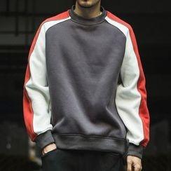 Streetstar - Color Block Sweatshirt