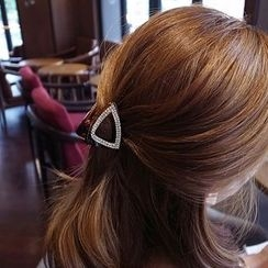 Amedama - Rhinestone Hair Claw