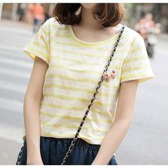 Wimi girls - Striped T-Shirt