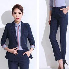 Princess Min - Set: Blazer + Pants / Skirt