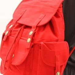 B.B. HOUSE - Multi-Pockets Backpack