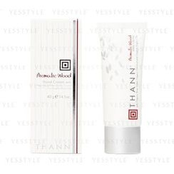 THANN - Aromatic Wood Hand Cream