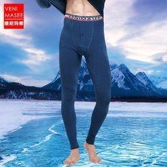 Veni Masee - 修身高腰保暖褲