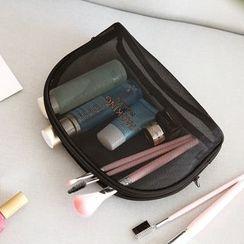 Cute Essentials - Mesh Makeup Pouch
