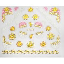 Maychao - Nail Sticker (TJ172)