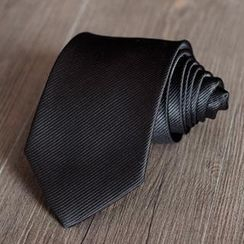 Xin Club - Patterned Silk Neck Tie
