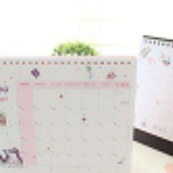 CatShow - Printed 2017 Desk Calendar (M)