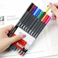 雲木良品 - 彩色繪畫筆筆套裝
