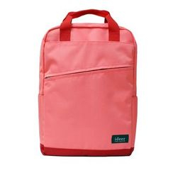 ideer - Hayden  - Laptop Backpack - Peach