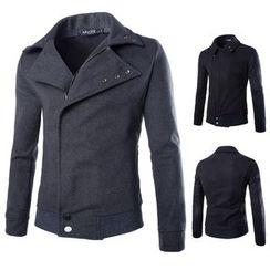 Bay Go Mall - Woolen Jacket