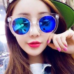 UnaHome Glasses - 圓形太陽眼鏡