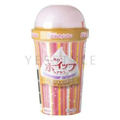 hoyu - Beautylabo Shake Bubble Hair Color (Milk Caramelsee)