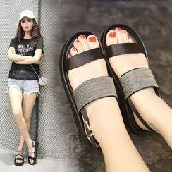 Sunsteps - 厚底涼鞋