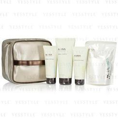 AHAVA - Starshine Body Delights: Body Sorbet 100ml + Hand Cream 100ml + Shower Gel 200ml + Bath Salts 250g + Bag (Limited Edition)