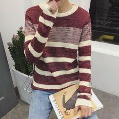 JORZ - Striped Sweater
