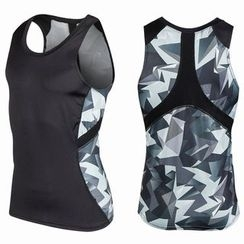 ORCA - Print Fitness Tank Top
