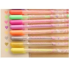 School Time - Color Pen