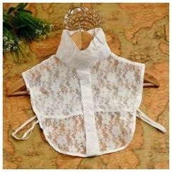 Mamak Beans - Lace Decorative Collar