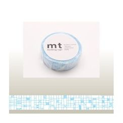 mt - mt Masking Tape : mt 1P Line (Pale Blue)
