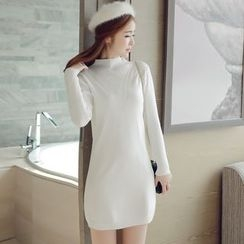 Munai - Knit Sheath Dress