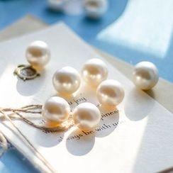 VEYIA - Set of 5: Faux Pearl