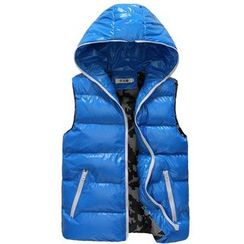 Jazzcool - Hooded Padded Vest