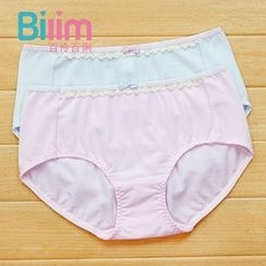 Rikku - Lace Trim Panties