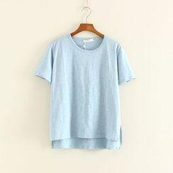 三木社 - 短袖纯色T恤