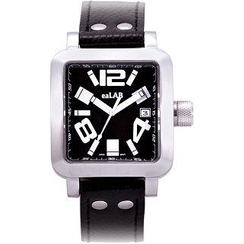 "eaLAB ""Commander II"" Unisex Quartz Strap Watch"