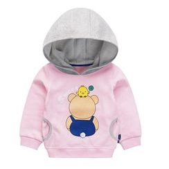 Ansel's - 童裝卡通印花連帽衫