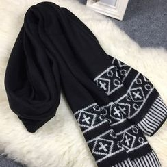 Follow Me - Patterned Scarf