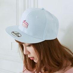 BAIMOMO - 刺繡棒球帽