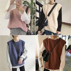Dute - Knitted Vest